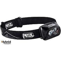 Petzl Actik Core Lampe Frontale Mixte Adulte, Noire