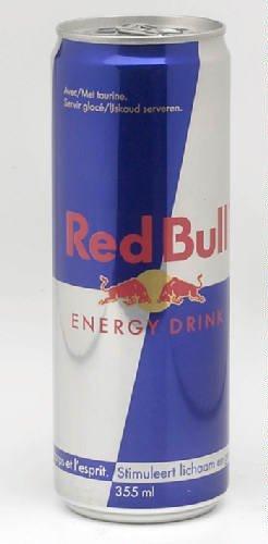 Red Bull EnergyDrink(can) 6 x 355m, für BBQ und