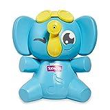 TOMY Toomies E72815C Lach und Spritzspaß Rudi Spielzeug, blau
