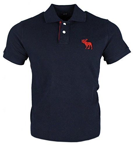 abercrombie-fitch-herren-kurzarm-polo-navy-muscle-m