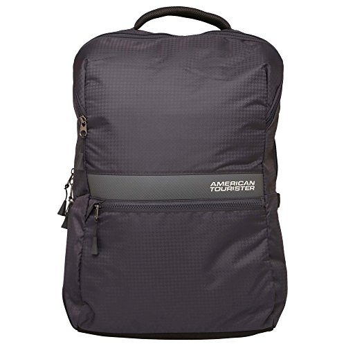American Tourister 32 Ltrs Grey Laptop Backpack (AMT INSTA PLUS LAPTOP BKPK 02 -GREY)