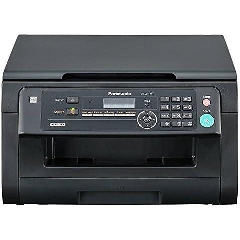 Panasonic KX-MB2001G-B - Stampante Laser multifunzione (Scanner, fotocopiatrice, USB 2.0), colore: (Una Fotocopiatrice Scanner)
