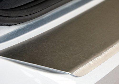 WGS Ladekantenschutz Stoßstangenschutz Lackschutz mit ABKANTUNG aus AluNox® (1250-502)