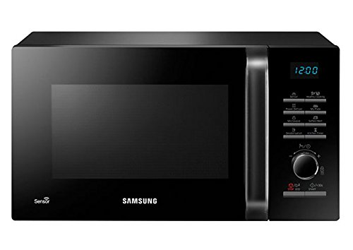 Samsung MS23H3125FK Micro-ondes 23 L 800 W Noir Boutons Tournant Affichage digital