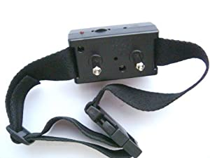 Anti Bark Static Shock Dog Training Collar with Adjustable Sensitivity Control - Stop Dog Barking - Peace and Quiet for Self & Neighbours