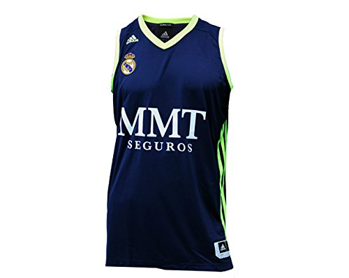 Camiseta Real Madrid Basket 2ª 2012-13