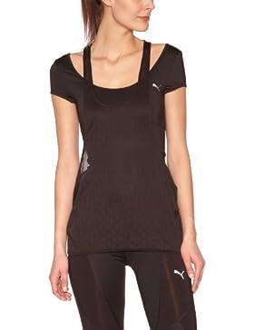 Puma Trend Technical Performance - Camiseta de tirantes para mujer negro negro Talla:small