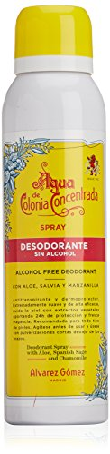 Alvarez Gomez Deodorante Spray 150ml