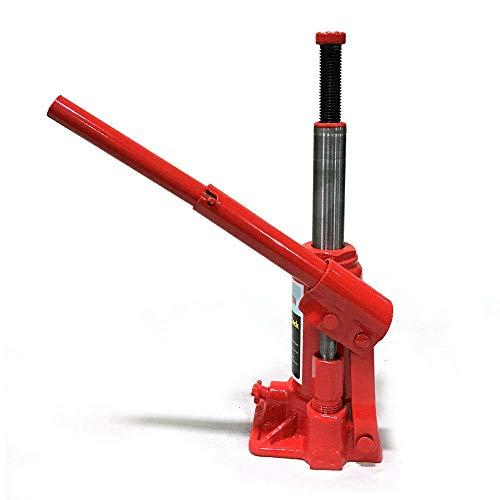 Cric idraulico cric idraulico 2T 3T 5T 8T cric portatile verticale cric per auto//furgone//barca//camion. cric idraulico in acciaio stabile
