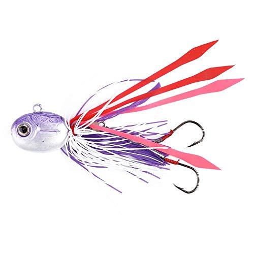 Dioche - Leurre de pêche en forme de seiche - Avec des...