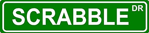 scrabble-verde-18-x-4-inch-ocupacion-trabajo-de-la-novedad-aluminio-placa-de-calle-para-a-largo-plaz