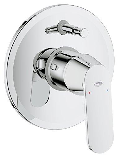 Grohe Eurosmart Cosmopolitan 32879000 Miscelatore Monocomando per Vasca-Doccia, Cromo