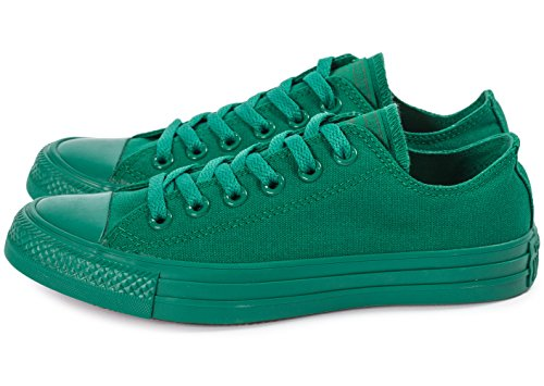 Converse Unisex-Erwachsene Chuck Taylor All Star Ox Sneaker bosphorus-green