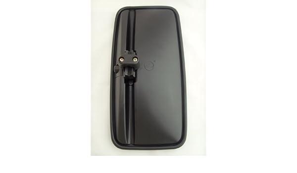 A1 Items Ltd 1603 Truck Mirror 370mmx 185mm Black