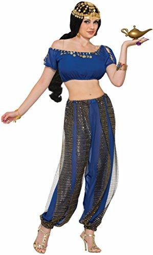 Forum Novelties 76445Standard Größe Dark Tänzerin Kostüm passen Frauen mit einer 34bis 96,5cm Brustumfang und 26bis 32Taille