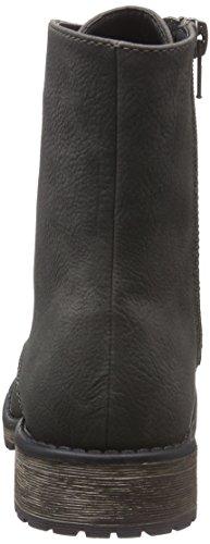 Rieker 93010, Bottes Classiques Femme Gris (Stromboli/Cenere/45)