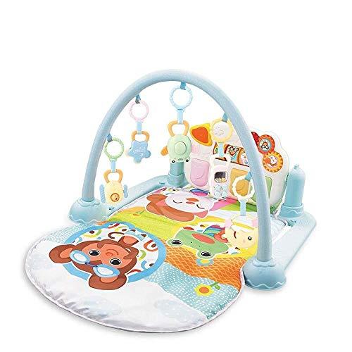 Babyspielmatte Activity Gym Spaß Mit Musikalischen Melodien, Mr. Ray Style Ocean Lights Mit Spielzeug -