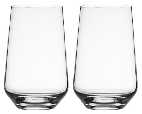 Iittala Essence Trinkglas, Glas, Klar, 55 cl