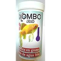 Alimento en grano para peces agua fria Kolombo (Formato 250 ml)