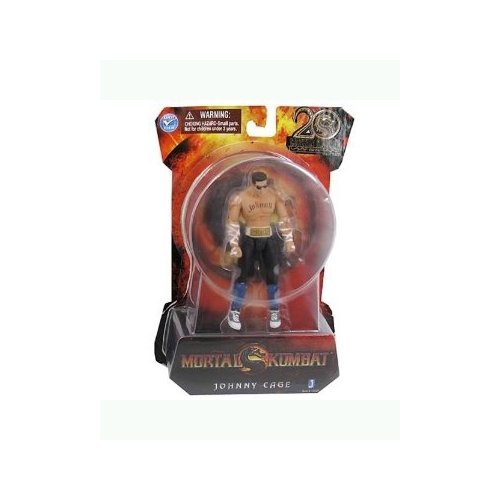 ch Johnny Cage Action Figure (Mortal Kombat Requisiten)