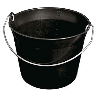 NESPOLI 204970 – Cubo de macón (11 L, plástico), color negro