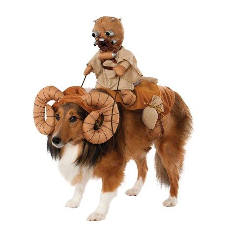 Star Wars Bantha Hundekostüm für 10-18 kg (Hundekostüme)