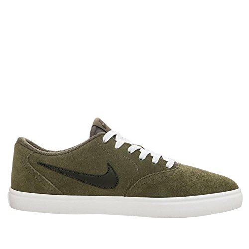 Nike SB Check Solar - 843895200 - Couleur: Olive - Pointure: 44.0