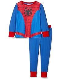 Spiderman Boy's Costume Design Pyjama Set