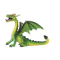 Sitting Dragon Figurine by Bullyland GmbH - Spraitbach