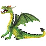 Bullyland Fantasy: Sitting Green Dragon by Bullyland