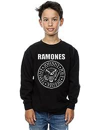 Ramones Garçon Presidential Seal Sweat-Shirt