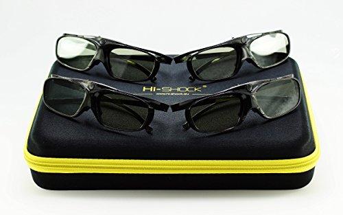 4x Hi-SHOCK® 3D-BT Pro