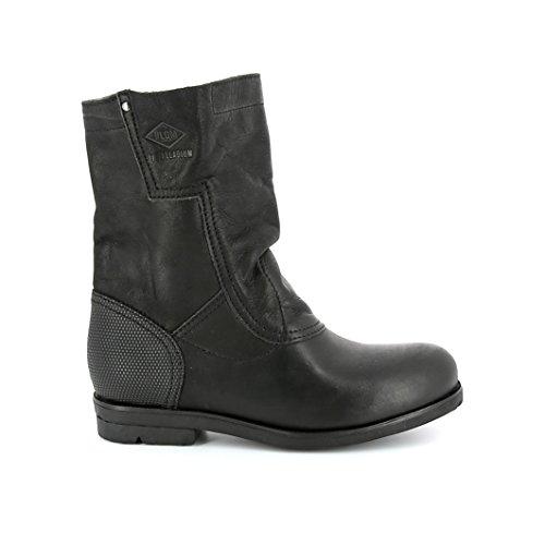 P-L-D-M-By Palladium Donna Boots Pelle E Cinturino Dove Cml Taglia 36 Nero