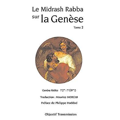 Le Midrash Rabba sur la Genèse (tome 2)