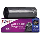 Ezee Garbage Bag - 19 inches X 21 inches (Pack of 5, 150 Pieces, Small)