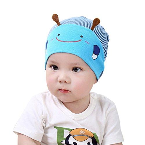 gen Mädchen Biene Baskenmütze Baseball Mütze (blau) (Baseball-baby-kostüm)
