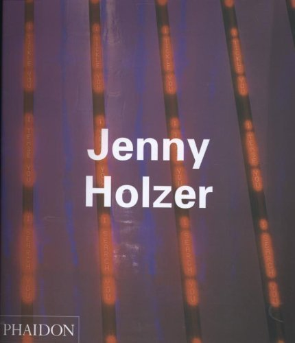 Jenny Holzer (Contemporary Artists) by Simon, Joan, etc., Joselit, David, Salecl, Renata (1998)
