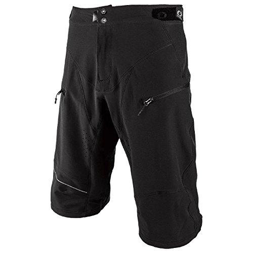 O'Neal Rockstacker Shorts MTB Hose Kurz Fahrrad Mountain Bike Sport DH Downhill, 1071, Farbe Schwarz, Größe 36