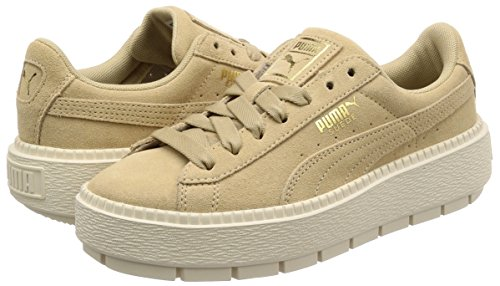 Plateforme Trace Wns Beige