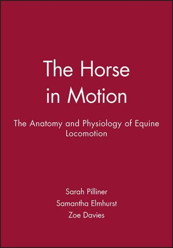 The Horse in Motion: The Anatomy and Physiology of Equine Locomotion by Sarah Pilliner (2002-09-12)