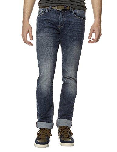 Celio - Jeans - Slim - Homme Bleu (Bleached)