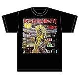 Iron Maiden: Killers Cover (T-Shirt Unisex Tg. XL) [Italia]
