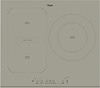 whirlpool acm911bf s plaques de cuisson induction argent gros lectrom nager. Black Bedroom Furniture Sets. Home Design Ideas