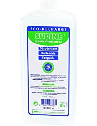 SUDINE SPRAY CHAUSSURE - Recharge 1 Litre pour pulvérisateur