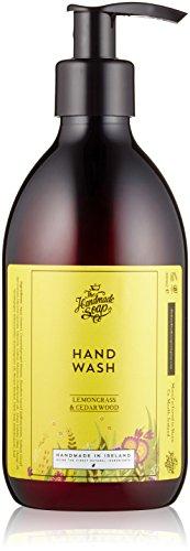 The Handmade Soap Company Zitronengras und Zedernholz Hand Wash 300ml