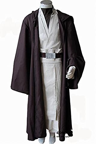 Star Wars Old Obi Wan Kenobi Costume XL