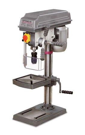 Preisvergleich Produktbild Optimum Tisch- und Säulenbohrmaschine OPTI B 17 PRO