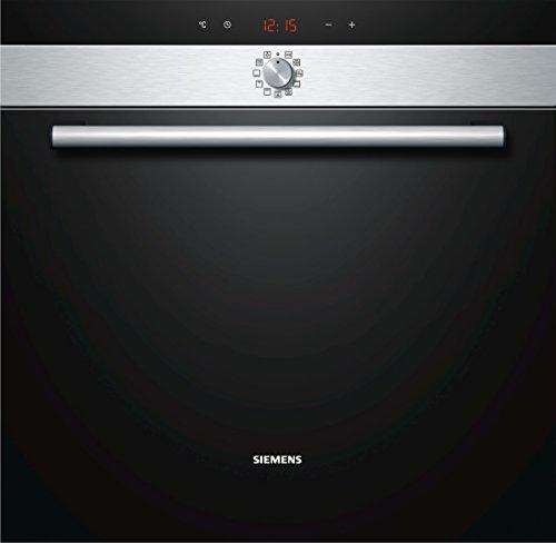Siemens HB74AB550 iQ500 Backofen Elektro/A / 63 L/Schnellaufheizung / edelstahl