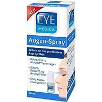 EyeMedica Augen-Spray - Bei trockenen überanstrengten Augen auf das geschlossene Lid sprühen preisvergleich bei billige-tabletten.eu