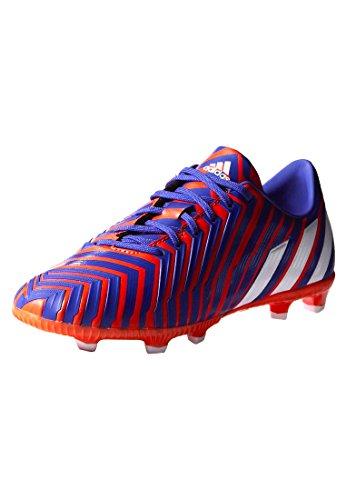 Adidas - Adidas P Absolado Instinct FG J Scarpini Calcio Bambino Arancio Viola B35474 - Arancio, 36,5